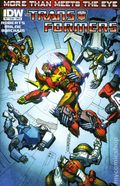 Transformers More than Meets the Eye (2012 IDW) 21A