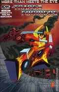 Transformers More than Meets the Eye (2012 IDW) 21RI