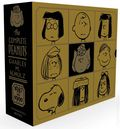 Complete Peanuts Boxed Set HC (2004- Fantagraphics) SET#10