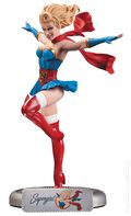 DC Comics Bombshells Supergirl Statue (2013) ITEM#1