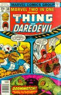 Marvel Two-in-One (1974 1st Series) Mark Jewelers 38MJ