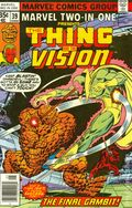 Marvel Two-in-One (1974 1st Series) Mark Jewelers 39MJ