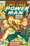 Power Man and Iron Fist (1972) Mark Jewelers 47MJ