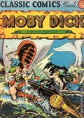 Classics Illustrated 005 Moby Dick (1942) 6