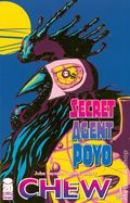 Chew Secret Agent Poyo (2012 Image) 1C