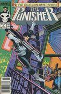 Punisher (1987 2nd Series) Mark Jewelers 1MJ