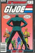 GI Joe (1982 Marvel) Mark Jewelers 86MJ