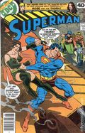 Superman (1939 1st Series) Mark Jewelers 336MJ