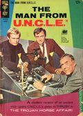 Man from U.N.C.L.E. (1965 Gold Key) 10