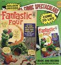 Fantastic Four (1961 1st Series) Golden Record Reprint 1SET