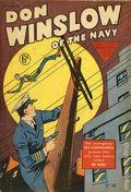 Don Winslow of the Navy (1943 Fawcett) UK Edition 56UK
