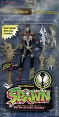 Spawn Series 04 Ultra-Action Figure (1996 McFarlane Toys) Deluxe Edition ITEM#10132