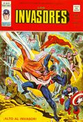 Invaders (Spanish Series 1974 Los Invasores - Ediciones Vertice) Vol. 1 #10