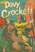 Fearless Davy Crockett (Australian Series 1965 Page Publications) 6