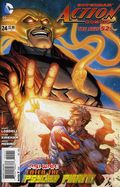 Action Comics (2011 2nd Series) 24A