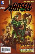 Green Arrow (2011 4th Series) 24A