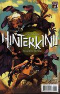 Hinterkind (2013 DC/Vertigo) 1A