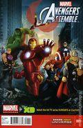 Avengers Assemble (2013) Marvel Universe 1A