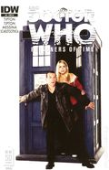 Doctor Who Prisoners of Time (2012 IDW) 9RI