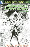 Green Lantern (2011 4th Series) 24B