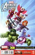 Avengers Assemble (2013) Marvel Universe 1B