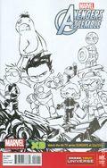 Avengers Assemble (2013) Marvel Universe 1C