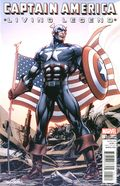 Captain America Living Legend (2013) 1B