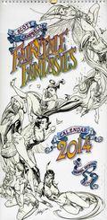 Fairy Tale Fantasies 2014 Calendar (2013 J. Scott Campbell) YR-2014B