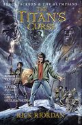 Percy Jackson and the Olympians HC (2010- Hyperion Books) Graphic Novel 3-1ST