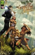 Legend of Oz The Wicked West TPB (2012 Big Dog Ink) 2-1ST