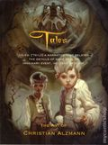 Tales: The Art of Christian Alzmann SC (2013 Desin Studio Press) 1-1ST