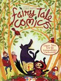 Fairy Tale Comics Classic Tales Told by Extraordinary Cartoonists HC (2013) 1-1ST