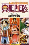 One Piece TPB (2009- Viz) 3-in-1 Volume 19-21-1ST