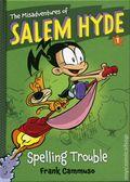 Misadventures of Salem Hyde HC (2013 Amulet Books) 1-1ST