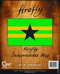 Firefly Independents Flag (2013 QMX) ITEM#1