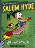 Misadventures of Salem Hyde GN (2013 Amulet Books) 1-1ST