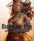 Biomech Art HC (2013 Graffito) Surrealism, Cyborgs and Alien Universes 1-1ST