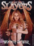 Slayers: Women of War SC (2013 SQP) By Jose Del Nido 1-1ST
