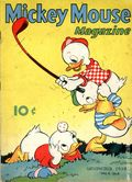 Mickey Mouse Magazine (1935-1940 Western) Vol. 4 #2