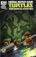 Teenage Mutant Ninja Turtles New Animated Adventures (2013 IDW) 1CON.EDITION