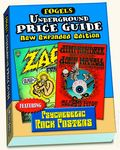 Fogel's Underground Comix Price Guide SC (2013 Expanded Edition) 1-1ST