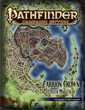 Pathfinder Campaign Setting: Carrion Crown Poster Map Folio SC (2011 Paizo) 1-1ST