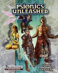 Psionics Unleashed: Core Psionics System SC (2010 Dreamscarred Press) Pathfinder RPG Compatible 1-1ST