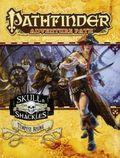 Pathfinder Adventure Path: Skull and Shackles SC (2012 Paizo) RPG 3-1ST