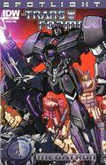 Transformers Spotlight Megatron (2013) 0RE