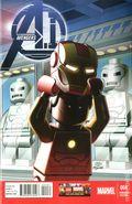 Avengers A.I. (2013) 4C