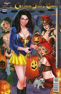 Grimm Fairy Tales Halloween Special (2009) 2013C