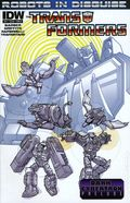 Transformers (2012 IDW) Robots In Disguise 21A
