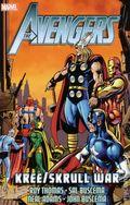 Avengers Kree/Skrull War TPB (2013 Marvel) 3rd Edition 1-1ST