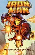 Iron Man Armored Vengeance TPB (2013 Marvel) 1-1ST